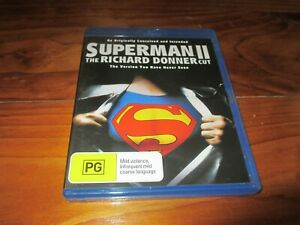 Superman II: The Richard Donner Cut - Blu-Ray
