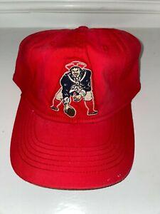 NWOT New England Patriots NFL Cap Hat Reebok Retro Sport L/XL Vintage Look