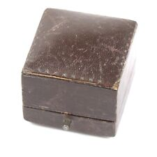 A Very Nice Antique / Vintage Ring Box From The Burlington Arcade In London
