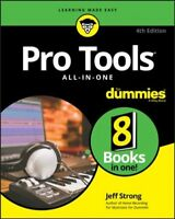 Pro Tools All-in-One for Dummies, Paperback by Strong, Jeff, Like New Used, F...
