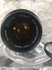 Fujinon 1:1.8 f=55mm