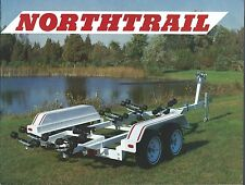 Boat Brochure - Moore - Northtrail - Trailers - 5 items Uxbridge Ontario (SH113)