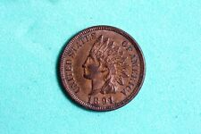 Estate Find 1891 Indian Head Cent #M00280