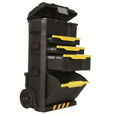 "Carrello Trolley Portautensili Rolling Workshop ""3 in 1"" Stanley 1-79-206"