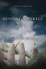 One Step Behind (A Kurt Wallander Mystery) by Henning Mankell