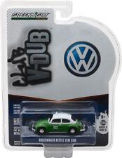 Greenlight  VW Volkswagen Beetle Taxi Club Vee-Dub Series 5 1/64 CAR 29870-F