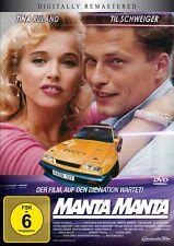 DVD *  MANTA MANTA - REMASTERED - Til Schweiger  Tina Ruland  # NEU OVP +