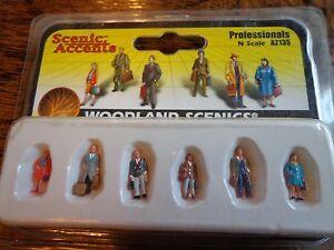 Woodland Scenics N #2135  -  Professionals