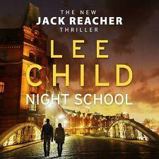 Lee CHILD / (Jack Reacher 21) NIGHT SCHOOL    [ ABR Audiobook ]