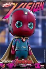 Hot Toys Vision Avengers Age of Ultron Cosbaby Series 2 Vinyl Figure