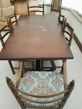Vintage/Retro Dining Tables Sets with Extending
