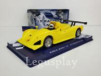 Slot Car Scx Scalextric Fly 07031 Lola B98/10 Fly Racing 04 Lmp