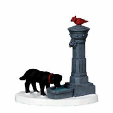 New Lemax Figurines  Water Fountain # 04231  Polyresin New 2017