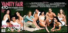 Paul Walker & others tri-fold cover + 3pg clipping 2000 - nine young talents