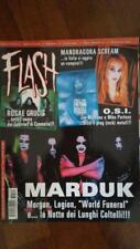 rivista FLASH 170/2003 Marduk, Satyricon, Kansas, Rosae Crucis, The Haunted