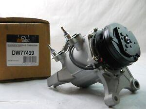 A/C Air Conditioner Reman Compressor Drive Works Fits; Terraza,Uplander,Montana