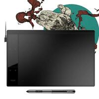 """Veikk A30 10x6"""" Graphics Drawing Painting Tablet 8192 level USB-C 5080LPI 250PPS"""