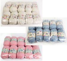 Crocheting & Knitting Wool Supplies