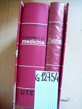 U. DI AICHELBURG - L'UOMO/ DIZIONARIO DI MEDICINA - UTET - 1969