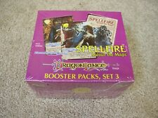 Spellfire CCG Set 3 Dragonlance booster box - sealed