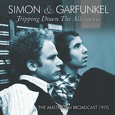 SIMON & GARFUNKEL New Sealed 2018 UNRELEASED LIVE 1970 AMSTERDAM CONCERT CD