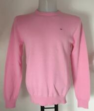 PINK CREW NECK PULLOVER BY EDEN PARK SIZE MEN'S SMALL BRAND NEW WITH TAGS