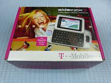 T-Mobile SHARP SIDEKICK II! NUOVO & OVP! inutilizzato! IMEI uguale! IMEI uguale! RARE!