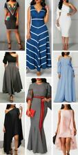 BEAUTIFUL SUMMER  DRESSES  WHOLESALE JOBLOT  CLOTHING  X 10 BRAND NEW