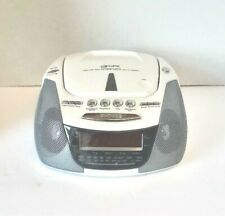 Gpx D715 Am/Fm/Cd Digital Clock Radio with Dual Alarm Pre-Owned Excellent Condit