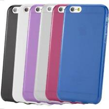 Duro Gel Funda Carcasa Para IPHONE De Apple 6 Plus,6S Plus Fuerte TPU Silicona