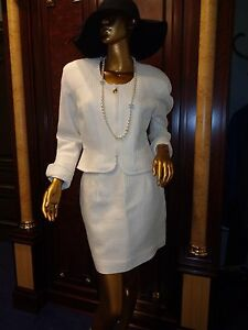 CHRISTIAN DIOR SUIT Jacket & Skirt