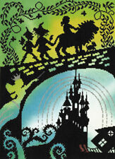 Bothy Threads Point De Croix Kit-Wizard of Oz