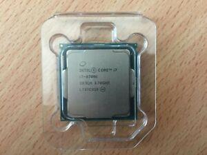 GOLDEN Intel Core i7-8700K 8th Gen CPU Processor