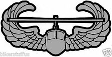 US Army Air Assault Badge Bumper sticker Toolbox sticker Laptop Sticker Die cut
