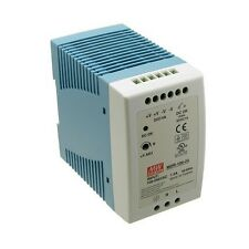 Mean Well DIN Rail DC Switching Power Supply MDR-100-48 48V 2A US Authorized