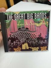 LOVE IN SWING TIME THE GREAT BIG BANDS  CD