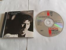 Bob Berg -  In The Shadows (CD 1990) JAPAN Pressing