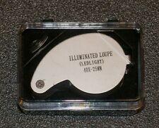 40X 25mm LENTE INGRANDIMENTO GIOIELLIERE - LED
