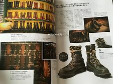 Red WING BIBLE Book Magazine Complete Catalogue Redwing Men's Work Boots VTG