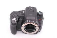 Sony Alpha DSLR-A580 16.2 MP Digital SLR Camera - Black (Body Only)
