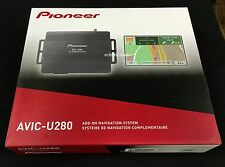Pioneer AVIC-U280 Add-on GPS navigation module with built-in traffic information