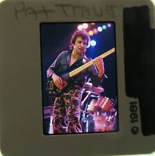 PAT TRAVERS Hooked on Music Heat in the Street Live Go for What You Know SLIDE 3