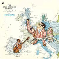 DAVE BRUBECK - IN EUROPE LIVE IN COPENHAGEN, 05. MÄRZ 1958  VINYL LP NEU