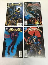 Nightwing (1995 DC) 1-4 First Solo Series 1, 2, 3, 4 Nice Copies
