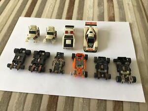 AFX Aurora  Cars Trucks  Scrapyard ,   HO Slot car