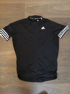 Adidas cycle jersey xl black Adistar