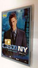 CSI: NY -  DVD Serie Televisiva Stagione 2 Volume 4 - Episodi 4