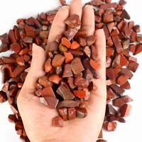 Red Jasper Crystal Chip Dust Natural Raw Rough Reiki Healing Stones