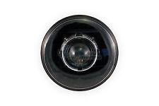 "7"" Round Diamond-Cut Projector Headlight V2 Model HID Kit (LHD, Black) Prelude"