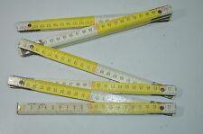 Stabila Vintage 2 Meter Folding Metric Ruler - Germany